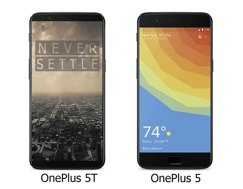 16 de novembro OnePlus 5T Amazon