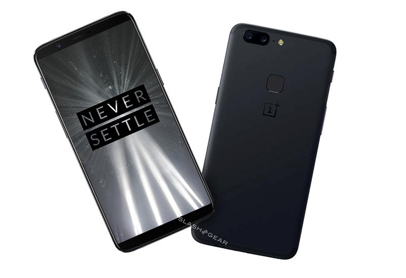 OnePlus 5T imagens preço