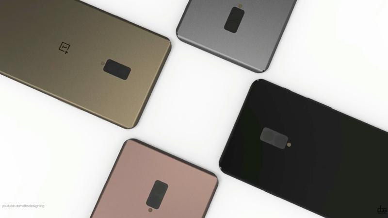 OnePlus 6 - Conceito mostra-nos um sonho de smartphone