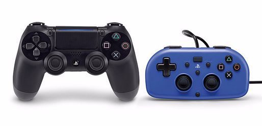 Sony anuncia controlador 40% mais pequeno para PS4