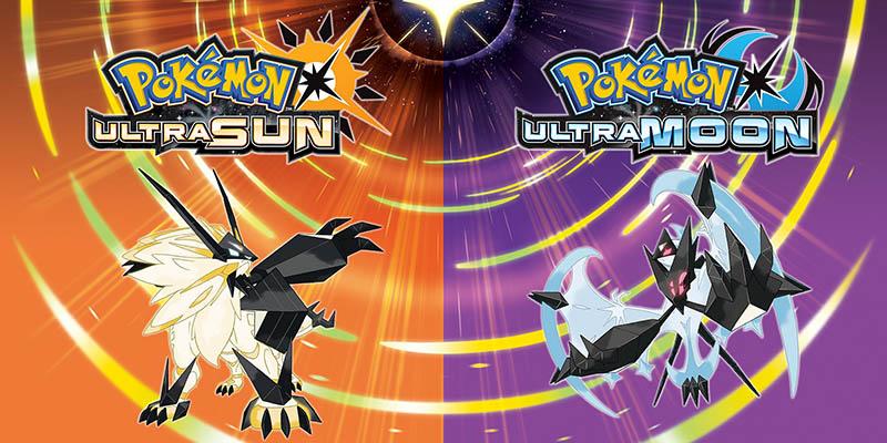 Pokémon Ultra Moon Pokémon Ultra Sun