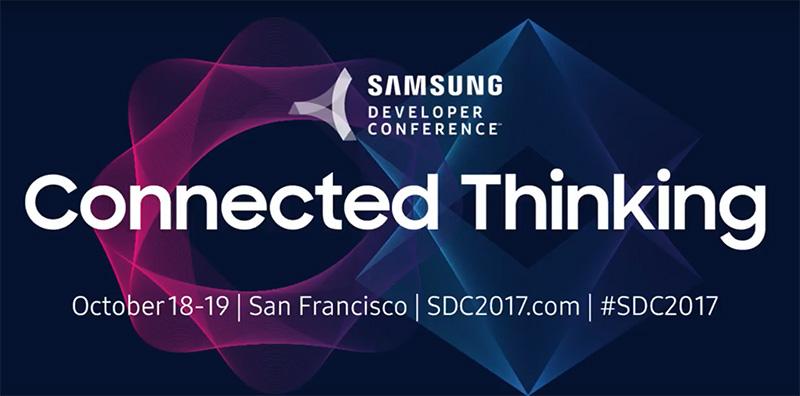 Samsung Developer Conference 2017 Bixby 2.0