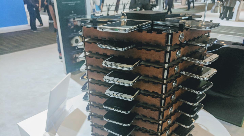 Samsung Galaxy S5 Bitcoin