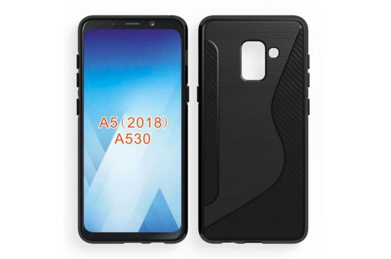 Samsung Galaxy A5 (2018) - Mais imagens referem o design diferente