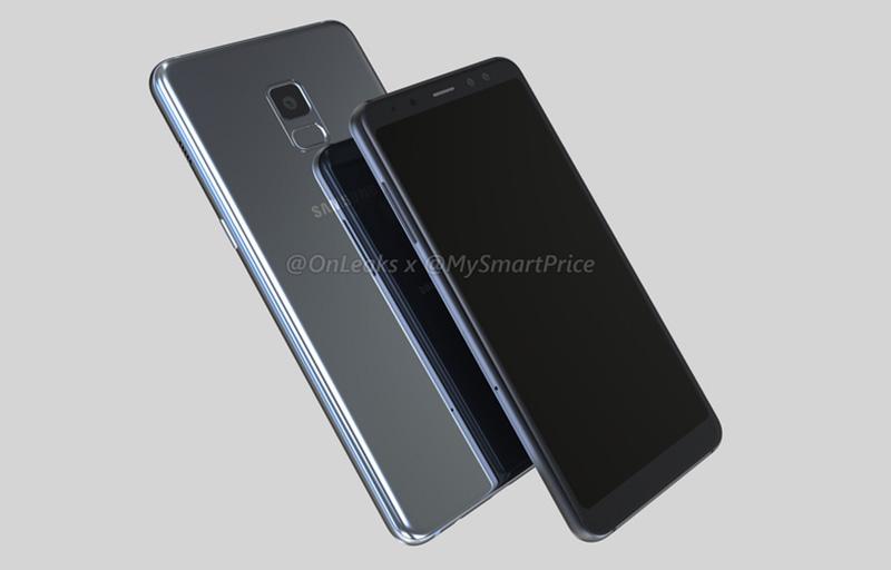 Samsung Galaxy A5 2018 Galaxy A7 (2018)