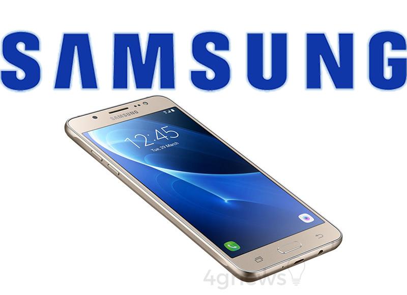 Samsung Galaxy J5 2016 Android Nougat