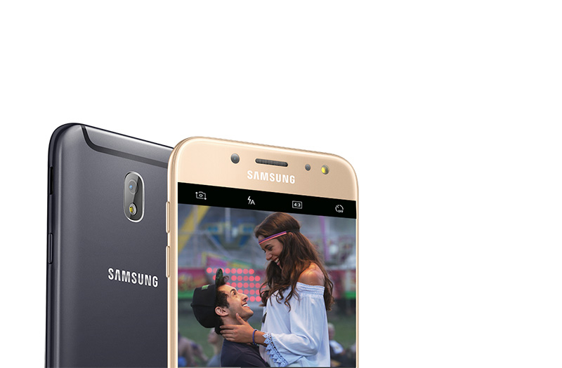 Samsung Galaxy J7 Pro atualização de software
