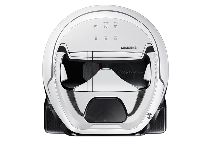 Samsung Star Wars Edition POWERbot robot aspirador