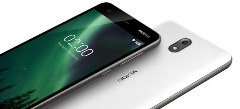 Nokia 2 Spectre Meltdown