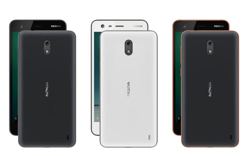 Nokia 2 smartphone Android oficial autonomia