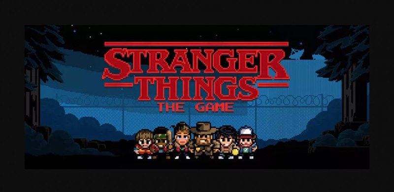 Stranger Things Android Google Play Store