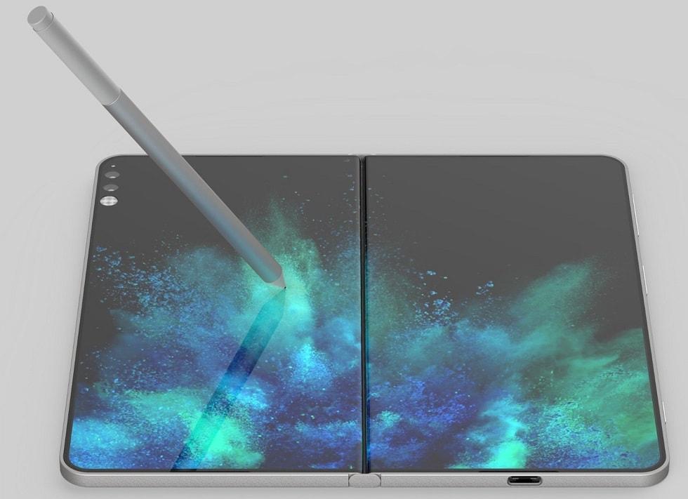 Surface Note Microsoft Windows 10-min