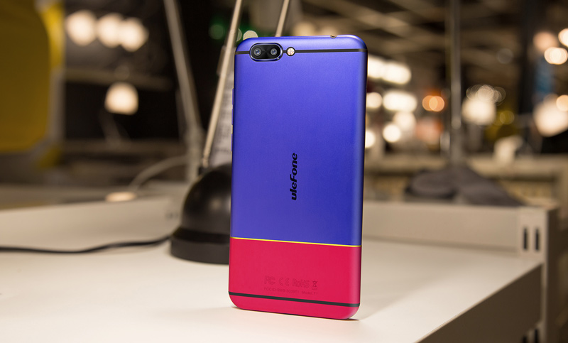 Ulefone T1 Premium Edition - 6GB de RAM e as cores do FC Barcelona