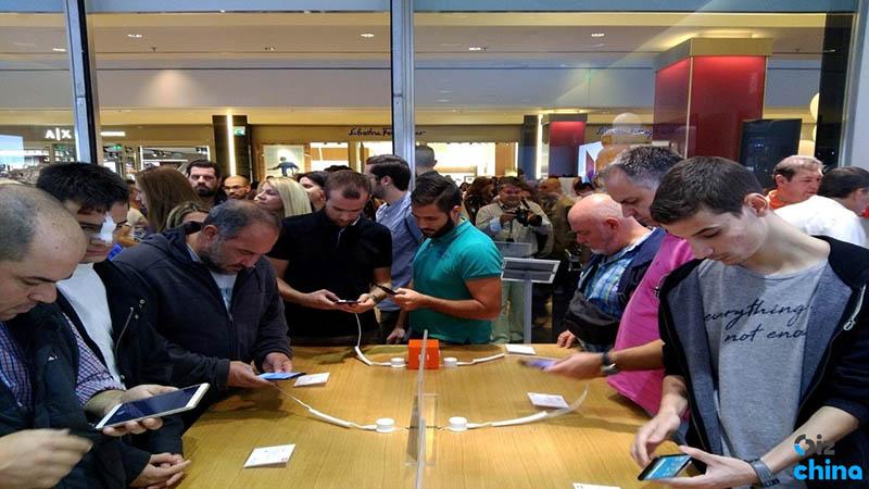 Xiaomi Mi Store loja oficial Europa Grécia