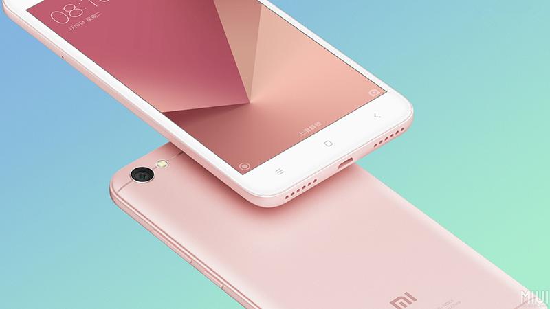 Xiaomi Redmi 5A smartphones