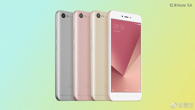 Xiaomi Redmi 5A smartphone