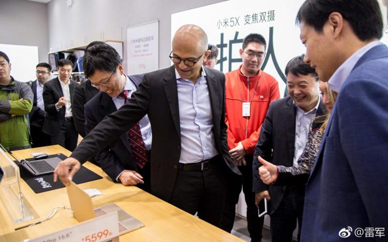 Xiaomi outubro