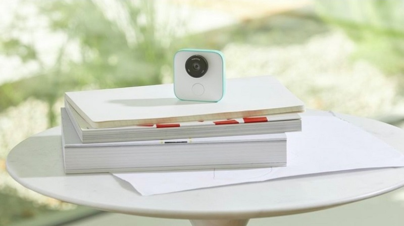 Google Clips câmara Inteligência Artificial