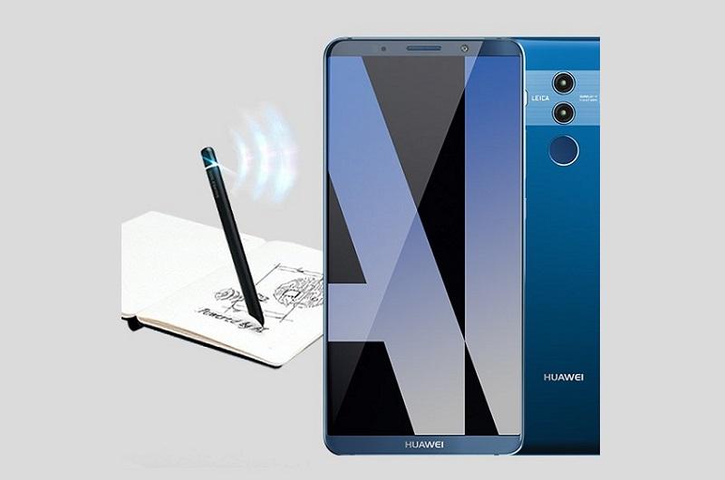 Huawei Mate 10 Pro smartpen