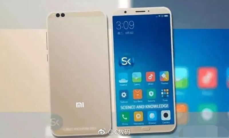 smartphone Xiaomi Mi6c