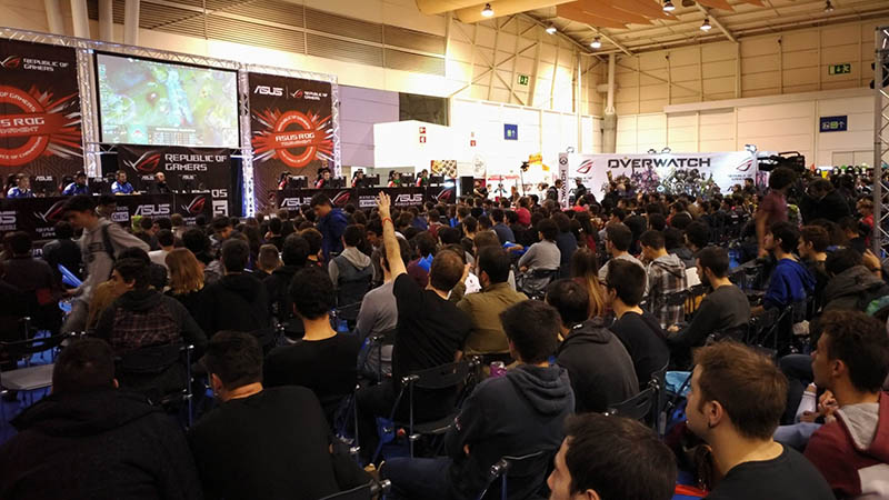 ASUS Lisboa Games Week 1