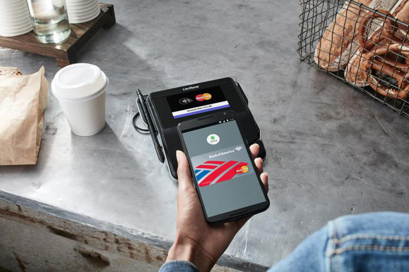 Android Pay Google Brasil