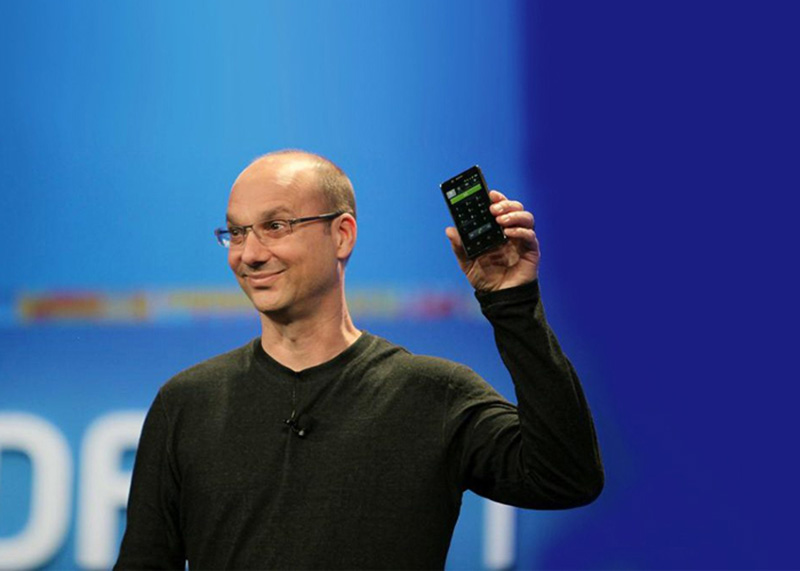Andy Rubin Essential Phone Android