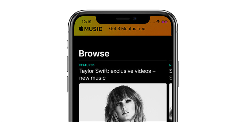 Apple iPhone X Dica de Bateria