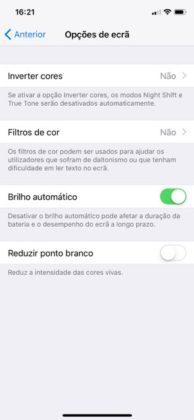 Apple iPhone X bateria dica 1