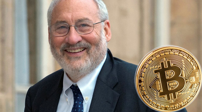 Bitcoin criptomoeda Nobel da Economia