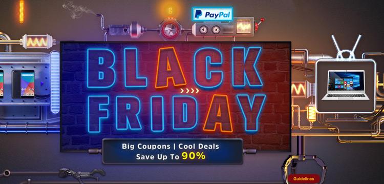Black Friday - Smartphones com desconto e OnePlus 5T a 490€