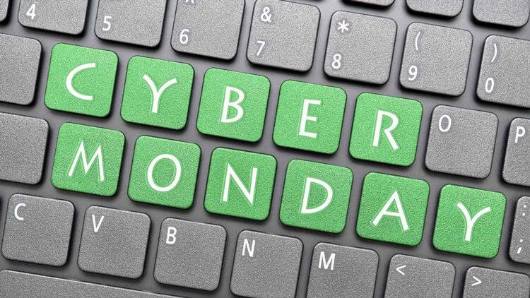 A Cyber Monday está aqui! Dezenas de produtos em promoção