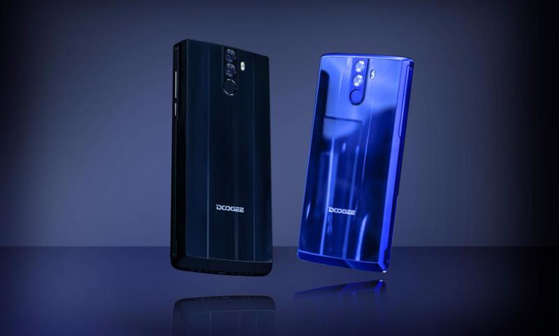 Doogee BL12000 - Detalhes do smartphone Android com super bateria