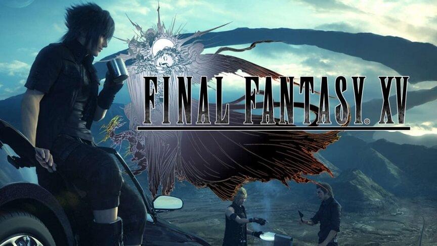 Final Fantasy 15: Novo DLC Comrades e novidades para a Xbox One X