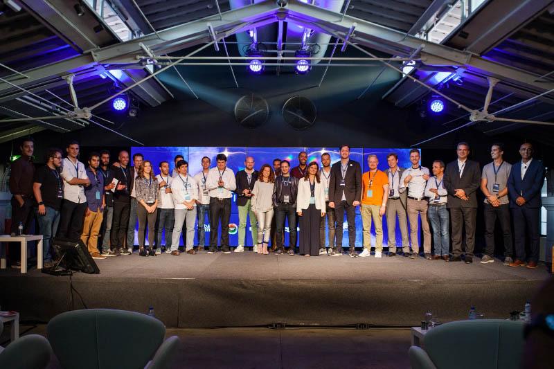 startups Finalistas Web Summit Volkswagen