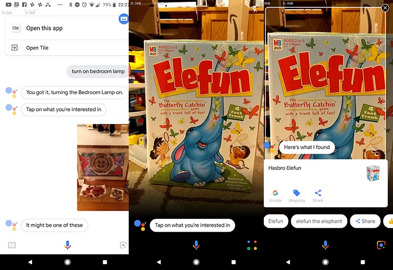 Google Lens Google Assistant 1