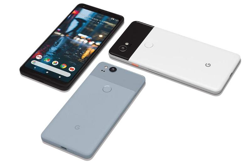 Google Pixel 2 XL update