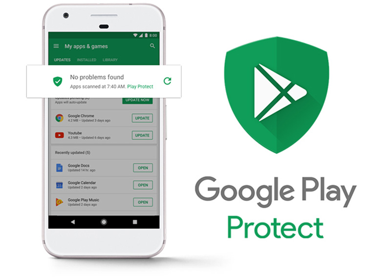 Malware BankBot Google Play Store