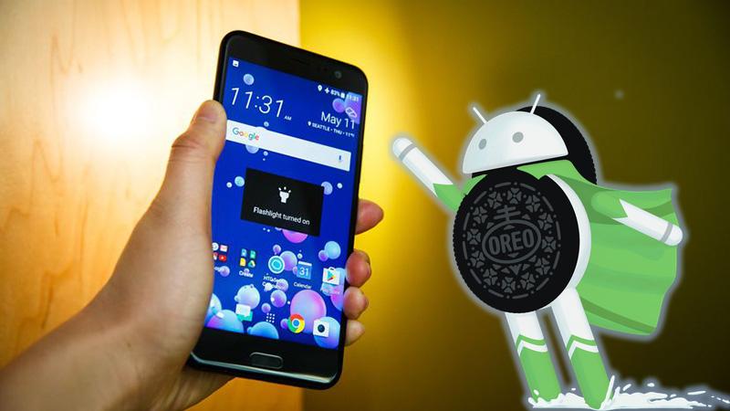HTC U11 Android Oreo 4gnews smartphone