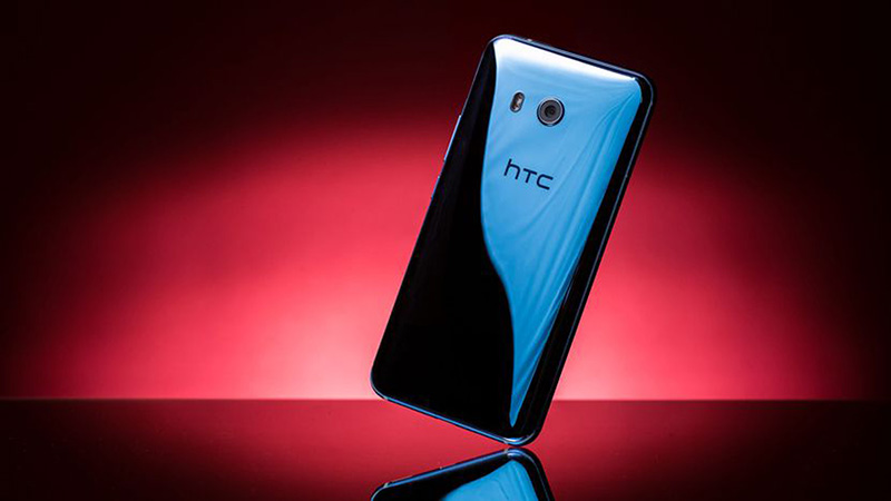 HTC U11 Android Oreo