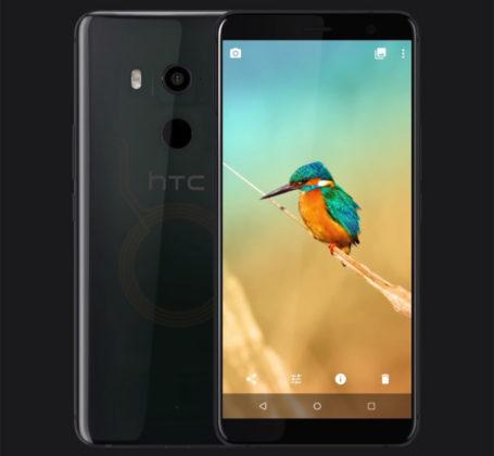 HTC U11 Plus imagens oficiais