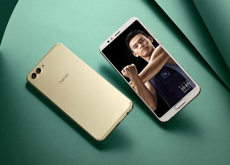 Huawei Honor V10 AnTuTu
