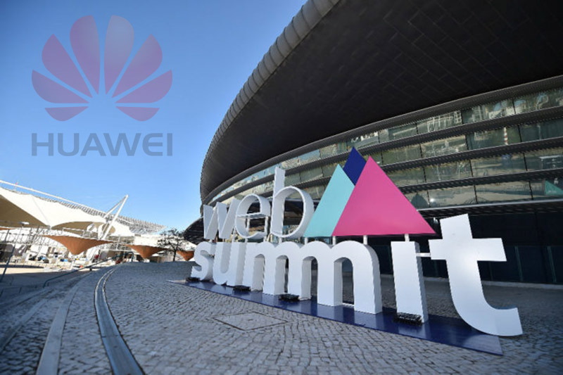 Huawei Web Summit Inteligência Artificial
