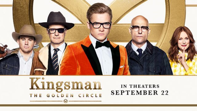 Kingsman 2 Filme