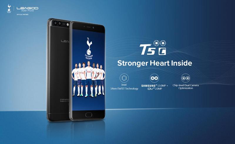 Leagoo T5c devia ser olhado como o verdadeiro Huawei P10 Lite
