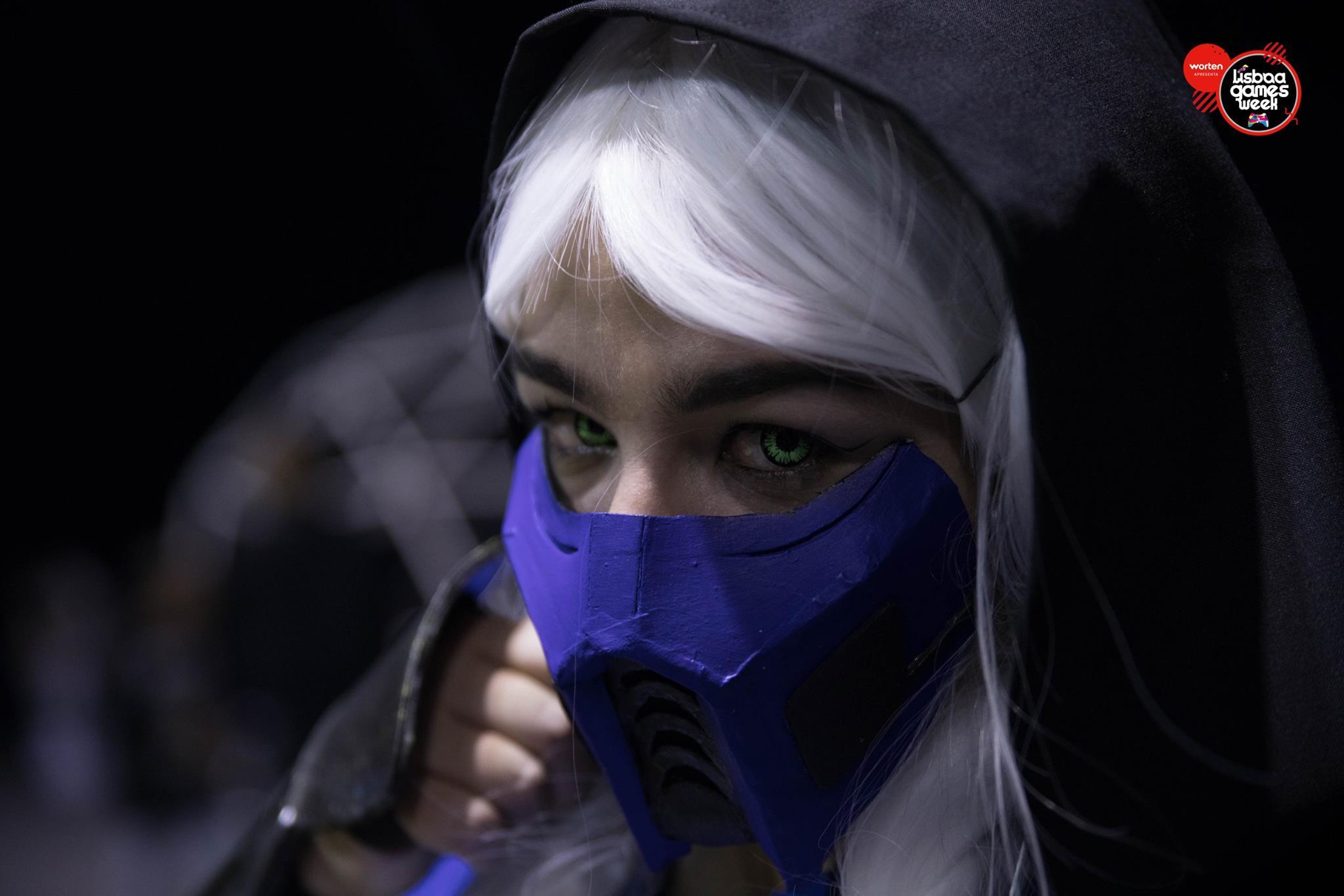 Lisboa Games Week 2017 FIL gaming god of war