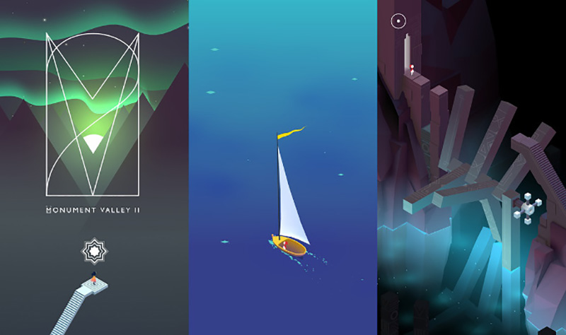Monument Valley 2 Android iOS Google Play Store