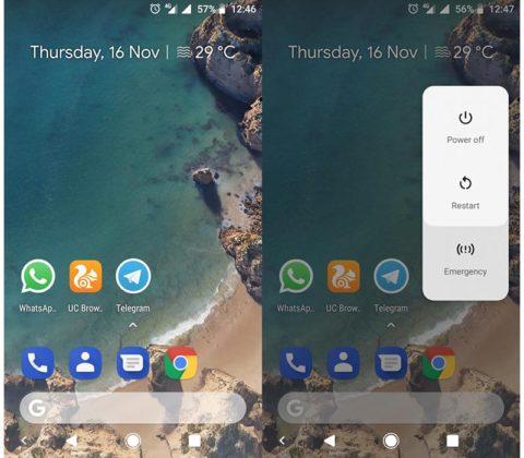 Motorola Moto G3 Android Oreo