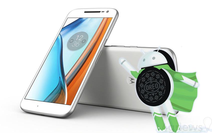 Motorola Moto G4 Play Android Oreo 1