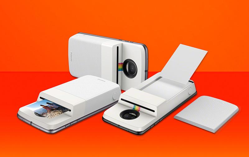 Motorola Moto Snap Insta fotos Polaroid
